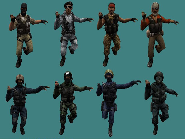 Steam модели игроков cs 1. 6 модели игроков cs 1. 6 counter.